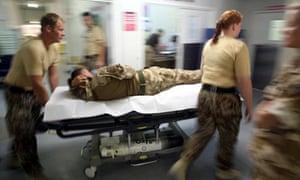 afghan injuries
