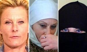 Group shows terror suspect Colleen R LaRose