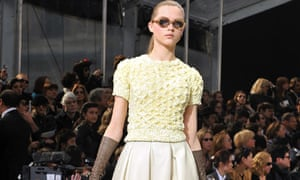 Marc Jacobs for Louis Vuitton -Fall/winter collection