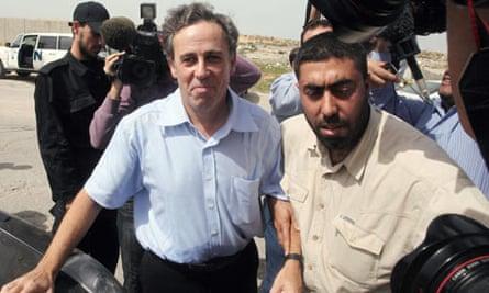 British journalist Paul Martin freed by Hamas in Gaza