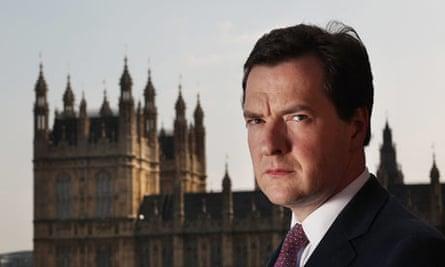 George Osborne, The Shadow Chancellor