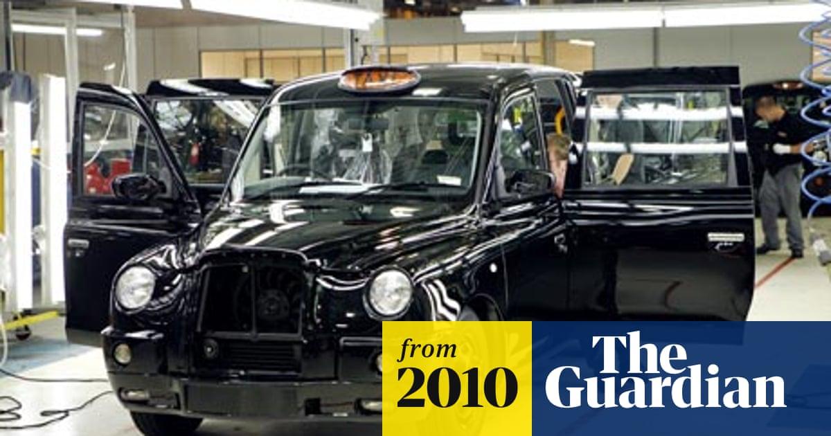 Black-cab maker Manganese Bronze sells majority stake to Chinese
