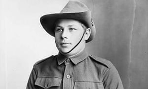 Harry Willis, the Australian soldier in the first world war, whose body has been identified.