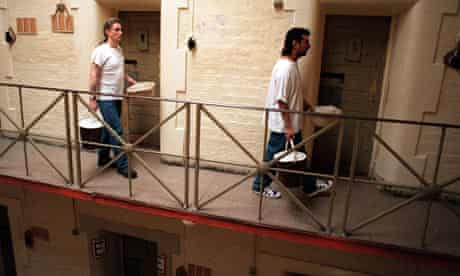 Last Slopping Out in British Jails