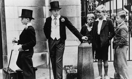 Toffs And Toughs