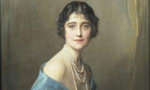 The Duchess of York 1925 by Philip Alexius de László