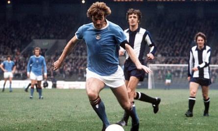 Rodney Marsh in action in the 1970s