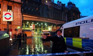Boy stabbed to death at Victoria Station in London