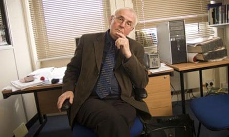 Professor Colin Pritchard