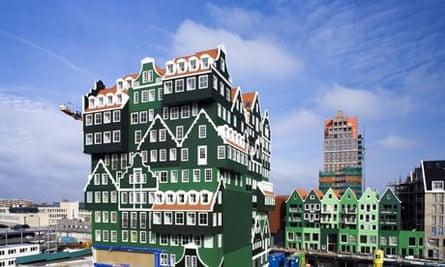 Inntel Hotels, Zaandam, Netherlands