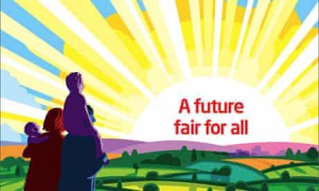 Cover of the Labour Manifesto 2010