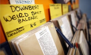Guidelines record store