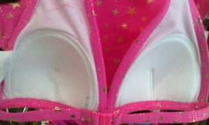 The Primark padded bikini has been withdrawn from sale