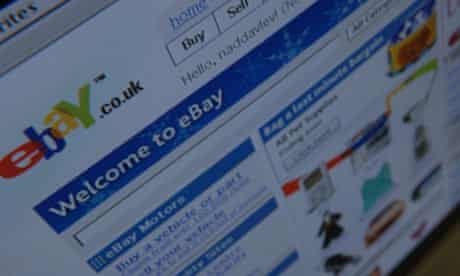 Ebay Seller Faces 50 000 Fine For Auction Fixing Ebay The Guardian