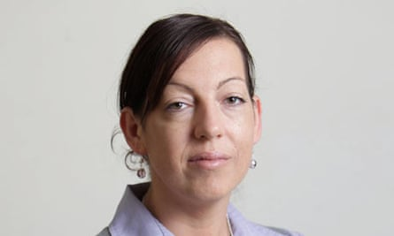 Sarah Colwill, who has developed FAS