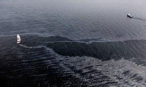 Deepwater Horizon oil slick