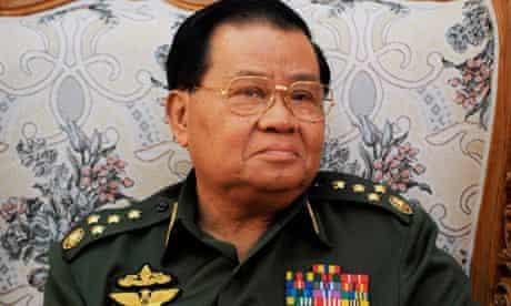 General Than Shwe