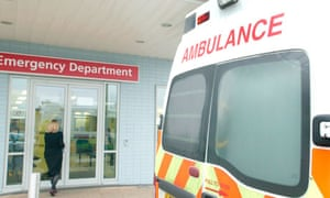 NHS cuts, including accident and emgergency units, can save lives say doctors' leaders
