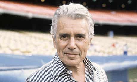 John Forsythe, pictured in August, 1982.