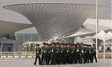 Shanghai Expo Security
