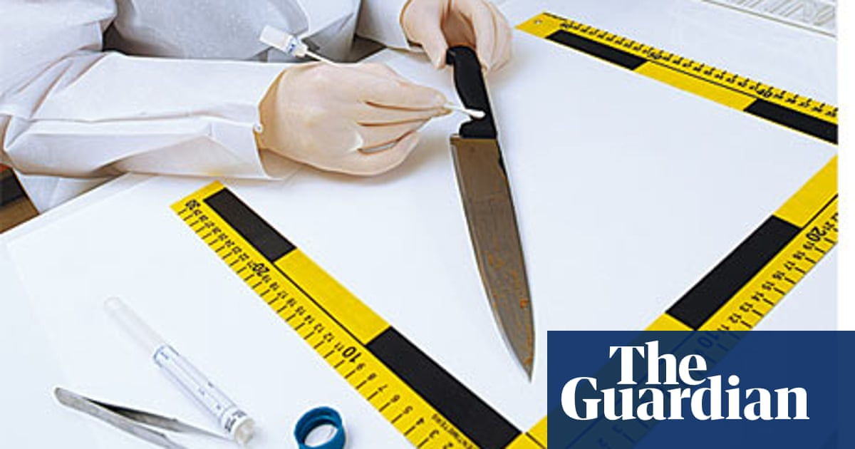 The rise of DNA analysis in crime solving | Politics | The Guardian
