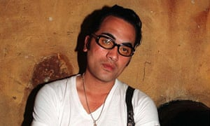 Pauly Fuemana in 1997