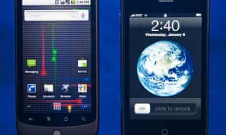 Google Nexus one and the iPhone