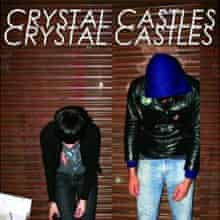 Crystal Castles first album cover