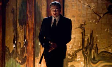 Inception star Leonardo DiCaprio