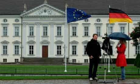 German president Horst Koehler resigns