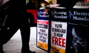 The free Evening Standard