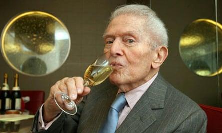 Egon Ronay tastes supermarkets own label Champagne