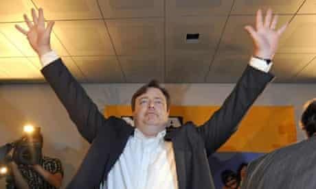 New Flemish Alliance leader Bart De Wever