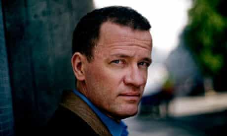 Booker prize winning novelist Yann Martel