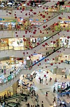shanghai shopping mall