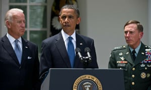 Obama sacks McChrystal
