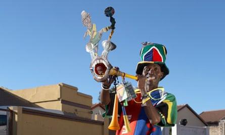 vuvuzela inventor