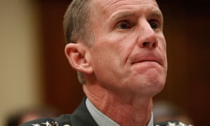 Former US war general Stanley McChrystal