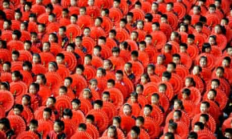 China Marks 60th Anniversary Of The Young Pioneers