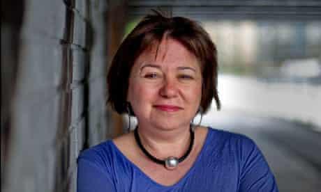 Anti-pornography campaigner Gail Dines