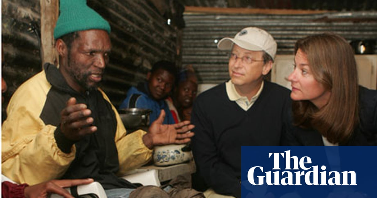 Inside the Bill and Melinda Gates Foundation | World news