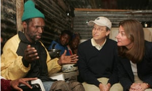 Inside the Bill and Melinda Gates Foundation | World news