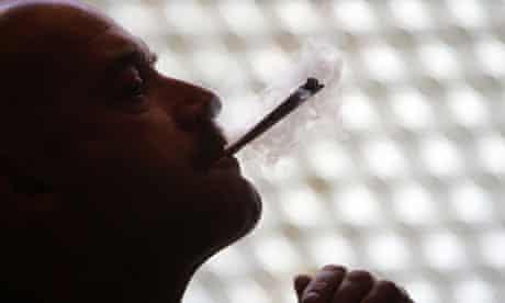 weed smoker maastricht
