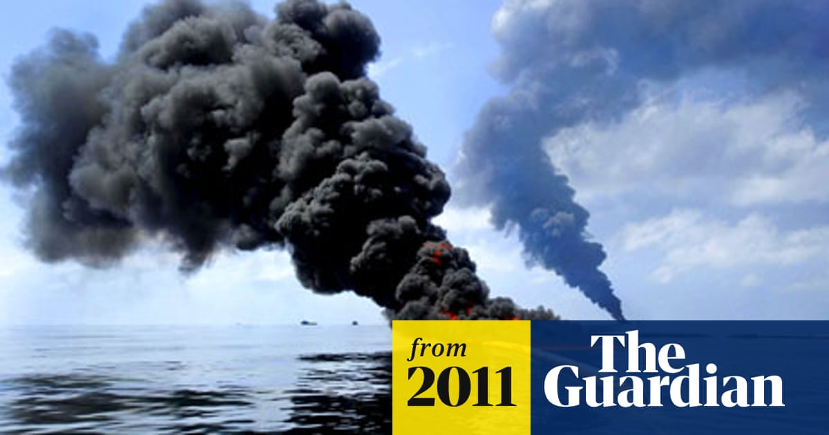BP oil spill set for big screen | Film | The Guardian
