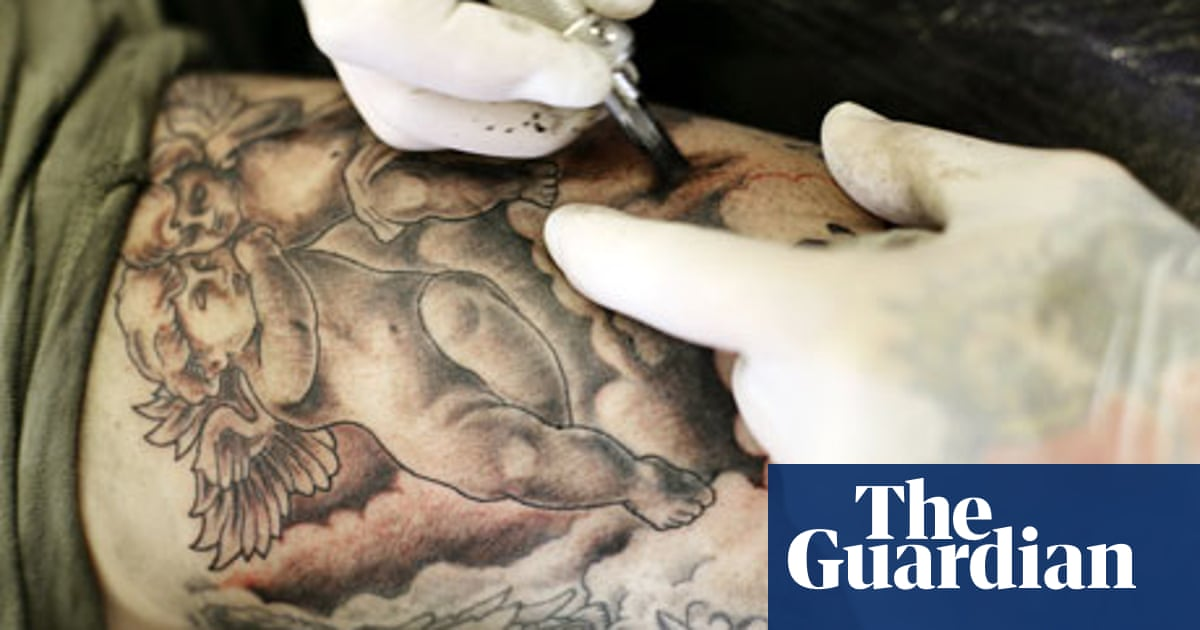 70ce65198c604 The rise and rise of the tattoo | Fashion | The Guardian