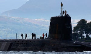 Don't mention the Trident missile submarines to Tory backbenchers, says Menzies Campbell