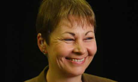 Caroline Lucas, Green Party MP for Brighton Pavillion
