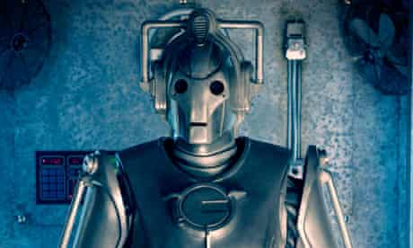 Cyberman, the enemy of Doctor Who