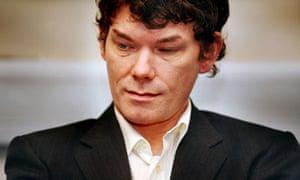 British computer hacker Gary McKinnon