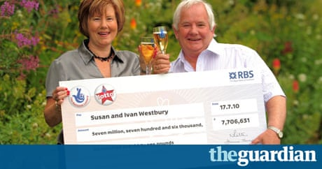 Shock at lottery win overwhelms couple uk news - Millionaire designer home lottery ...